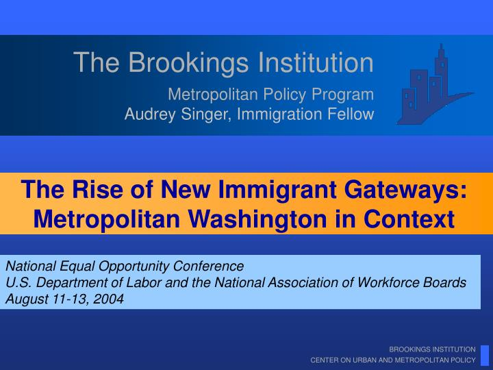 The Brookings Institution