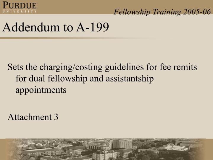 Sets the charging/costing guidelines for fee remits for dual fellowship and assistantship appointments