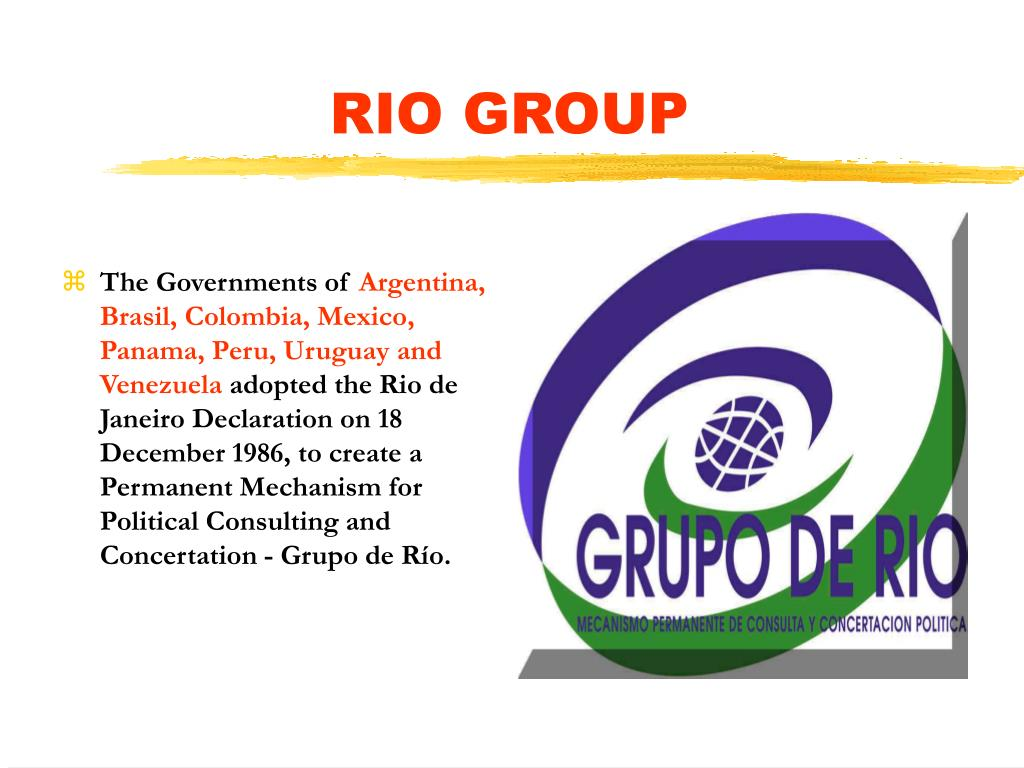 RIO GROUP