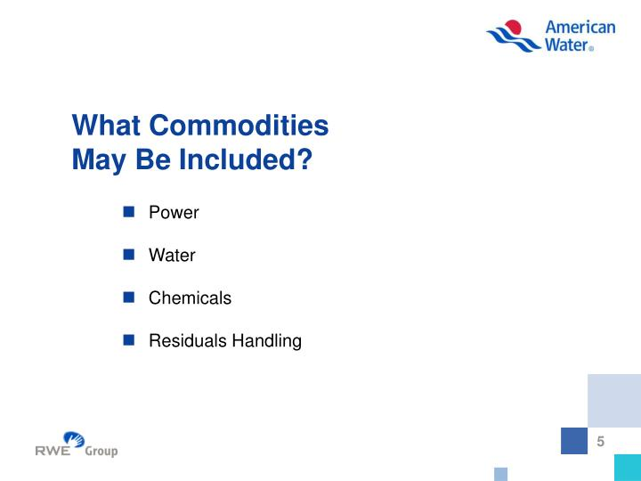 What Commodities