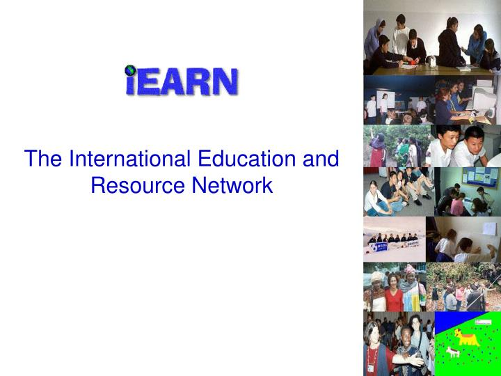 the international education and resource network n.