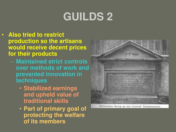 GUILDS 2