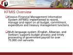 kfmis overview