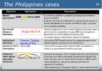 the philippines cases