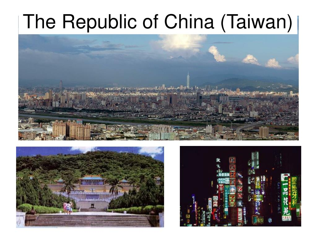 the republic of china taiwan l.