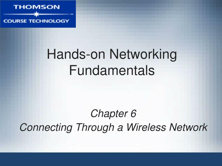 hands on networking fundamentals n.