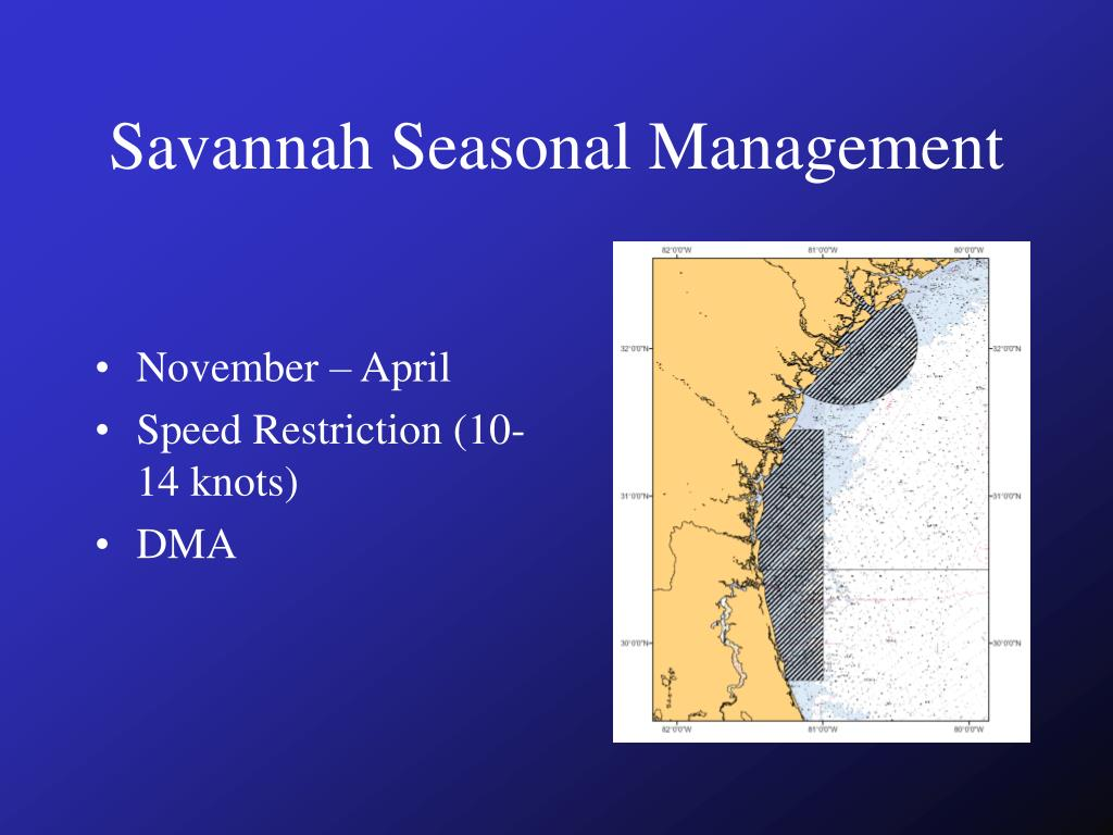 Savannah Seasonal Management