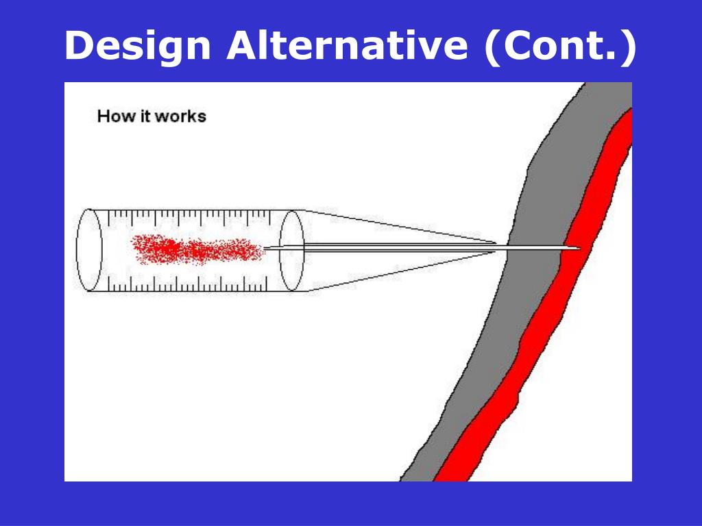 Design Alternative (Cont.)