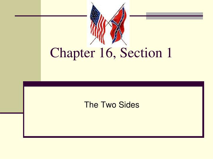 chapter 16 section 1 n.