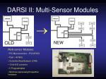 darsi ii multi sensor modules