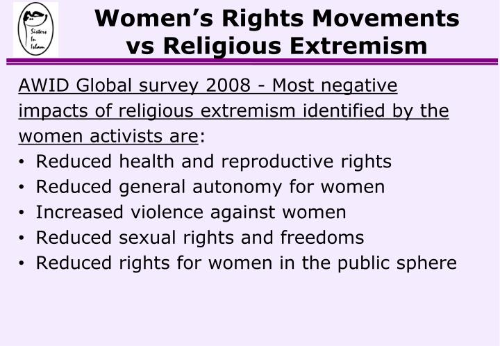 Women's Rights Movements
