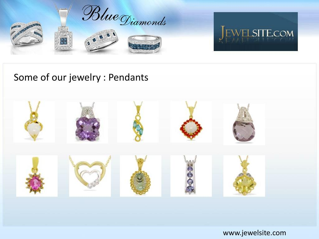 Some of our jewelry : Pendants