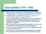 jose cadalso 1741 1782