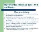 movimientos literarios del s xviii continua11