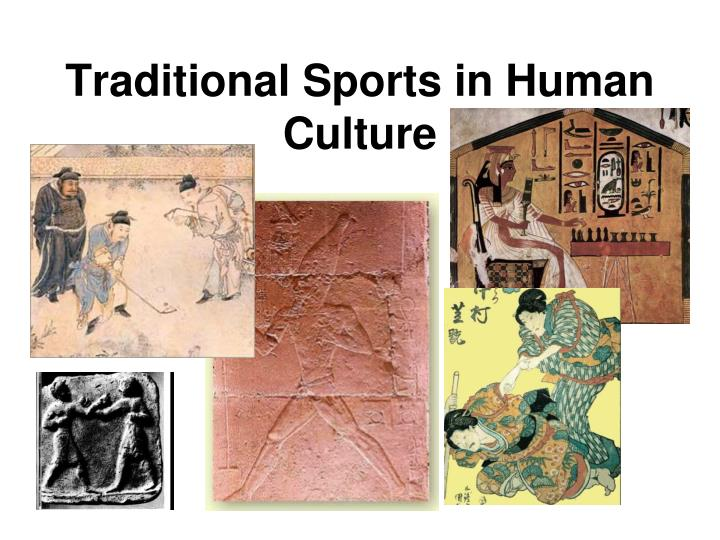 traditional sports in human culture n.