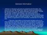 general information9