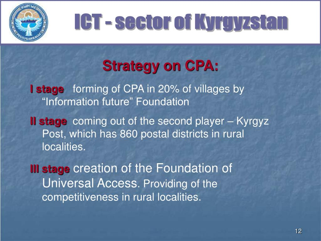 Strategy on CPA