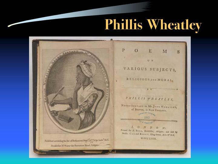 Phillis wheatley1