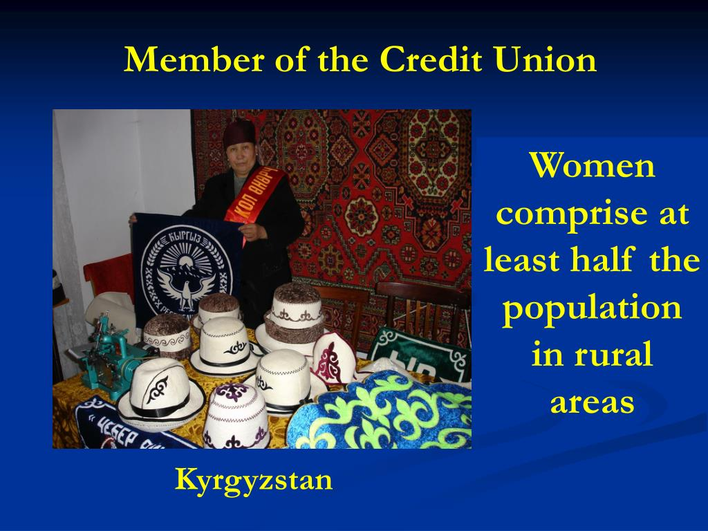 Member of the Credit Union