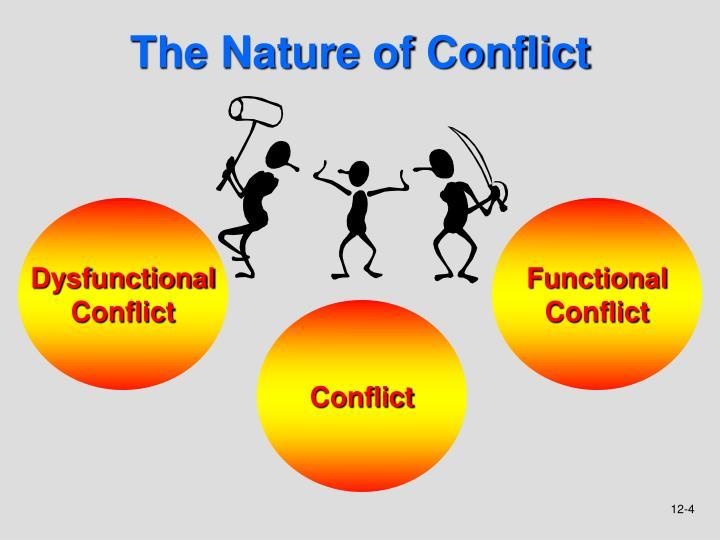 functional conflict