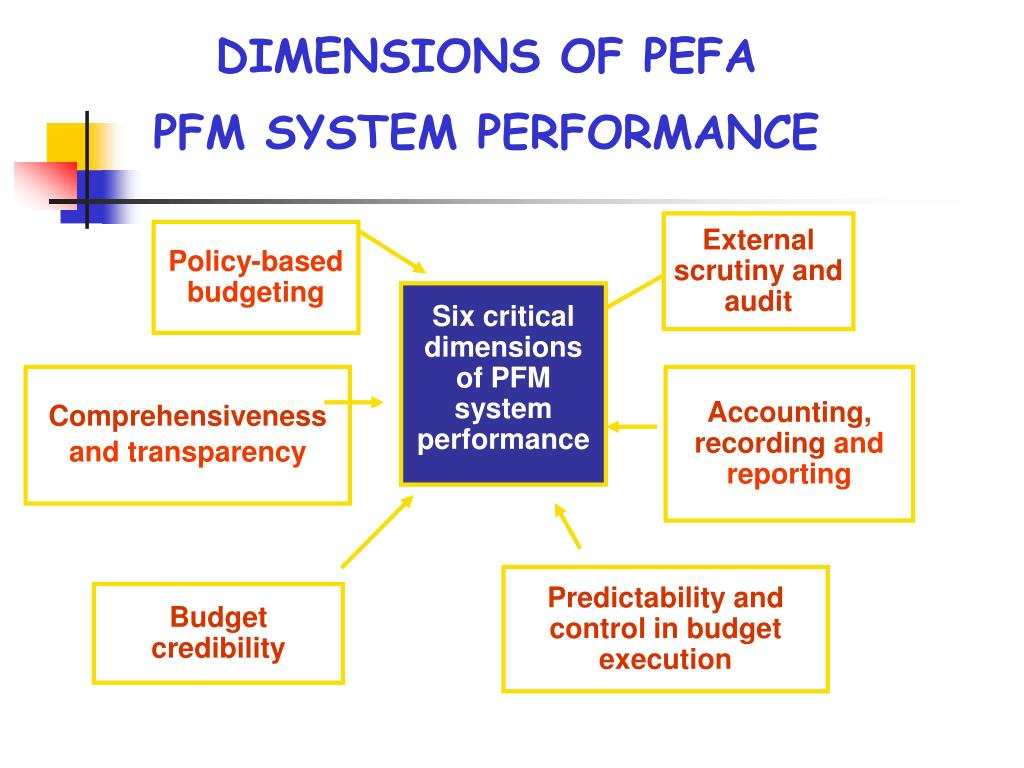 External scrutiny and audit