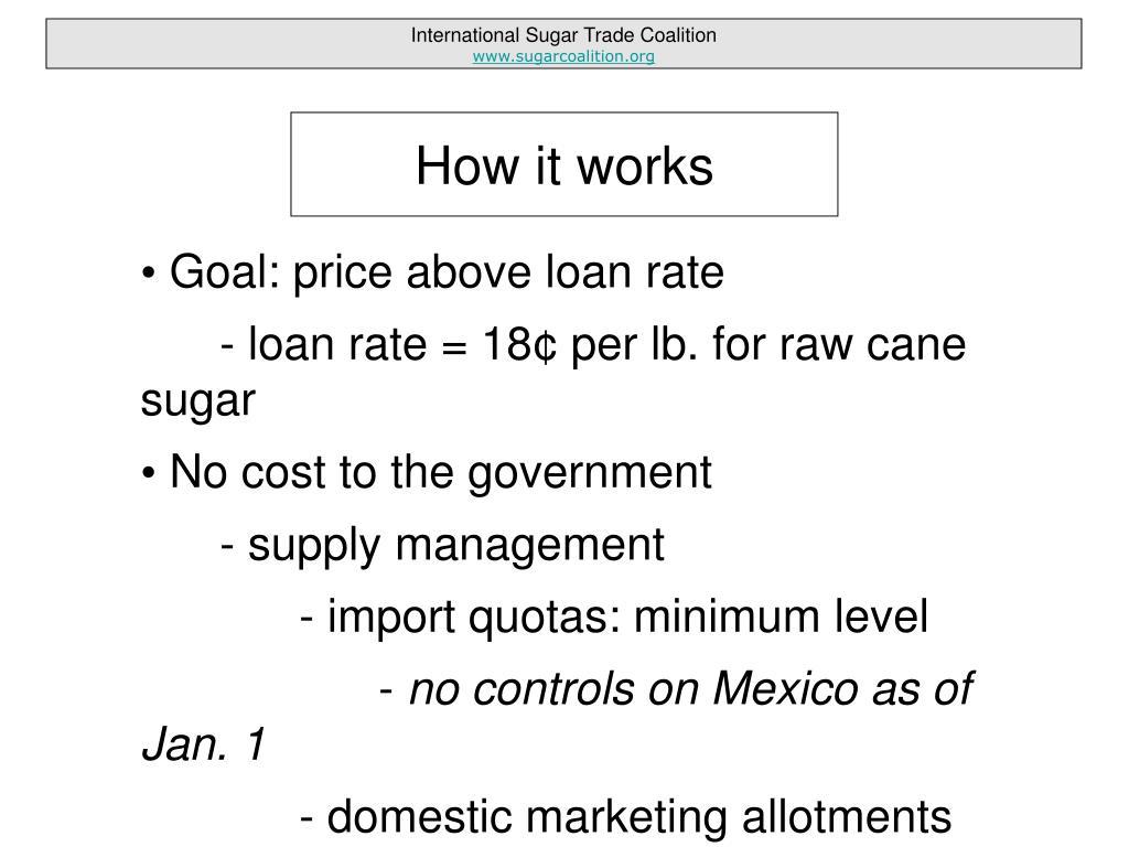 International Sugar Trade Coalition