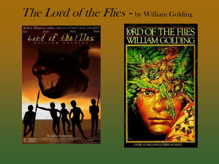 the lord of the flies by william golding n.