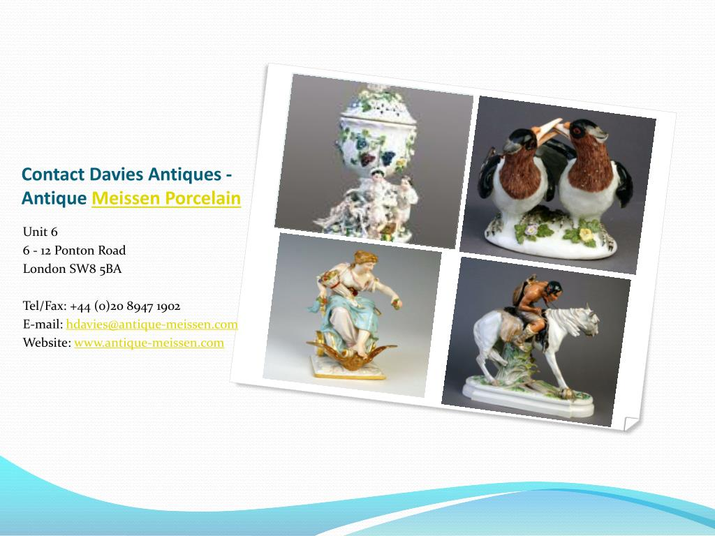 Contact Davies Antiques - Antique