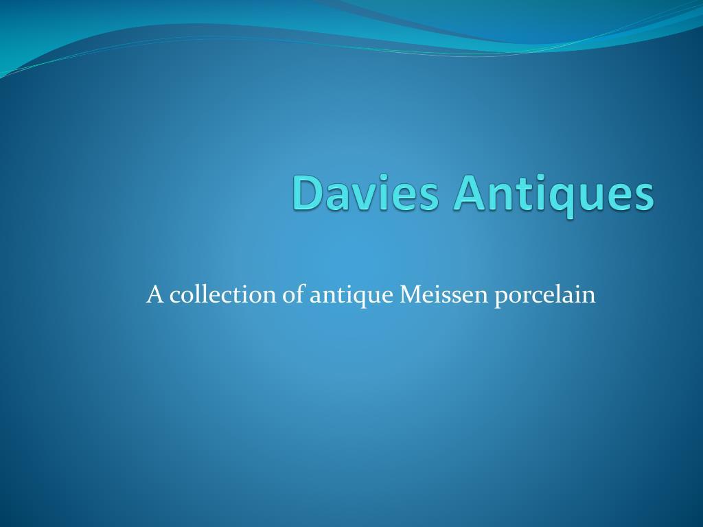 davies antiques l.