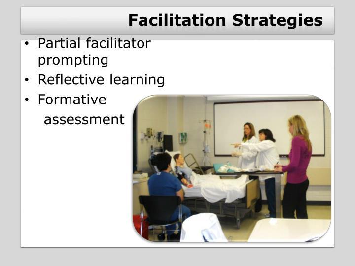 Facilitation Strategies