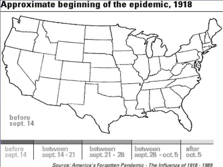 Pandemic influenza preparedness in fairfax county