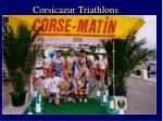 corsicazur triathlons