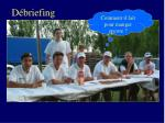 d briefing
