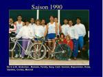 saison 1990