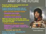 army of the future