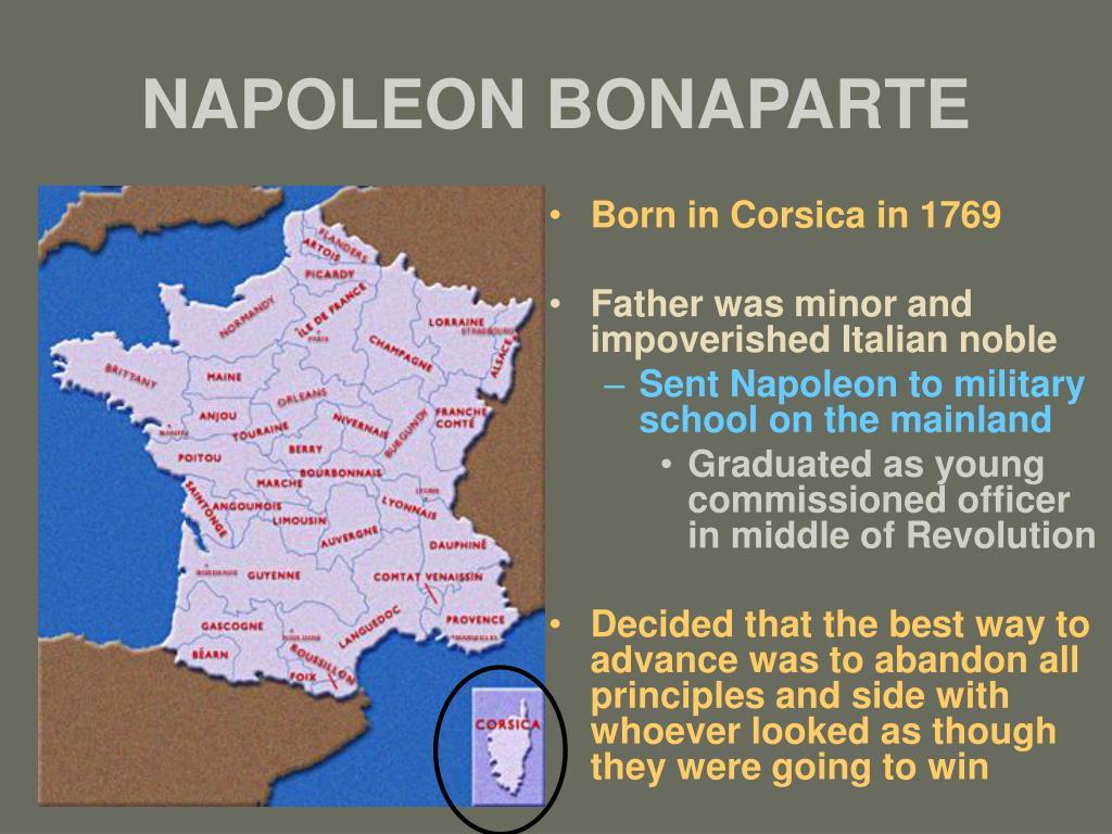 napoleon bonaparte l.