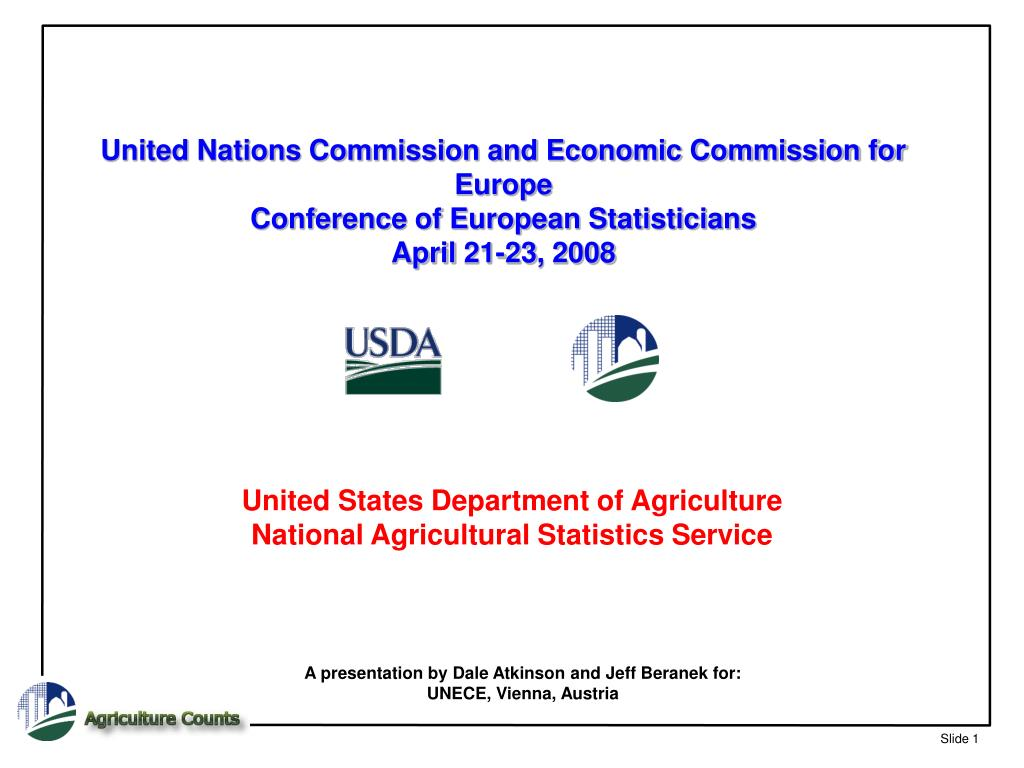 United Nations Commission and Economic Commission for Europe