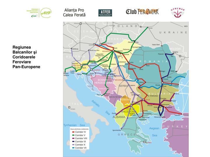 Regiunea Balcanilor