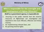 ministry of mines1