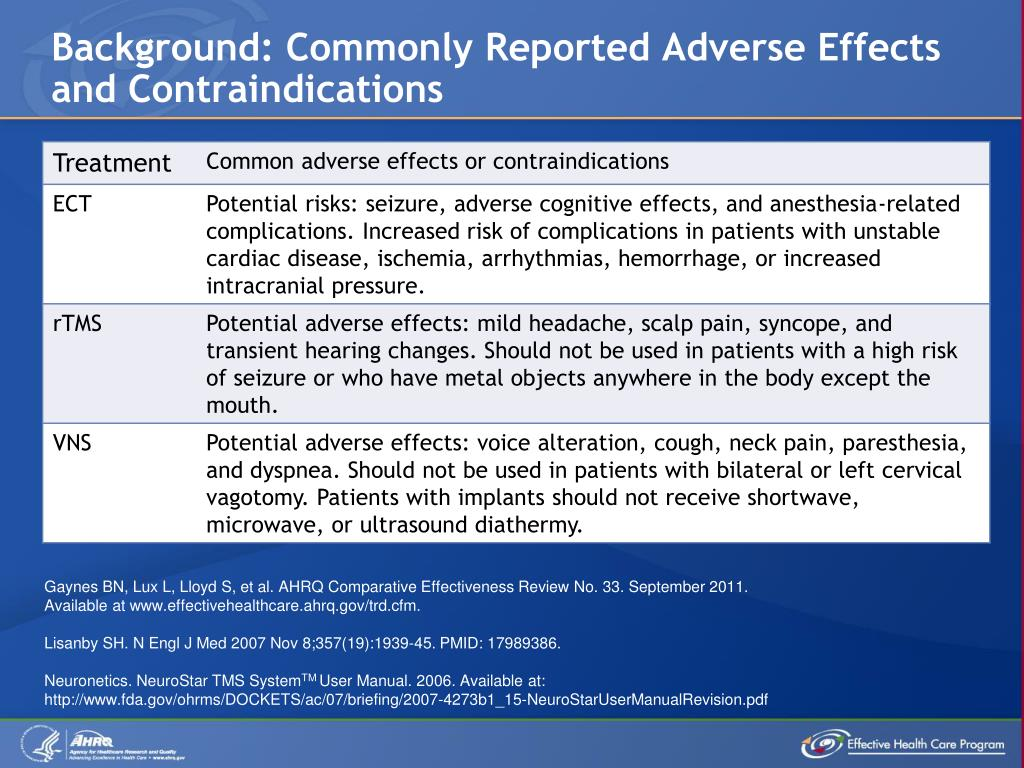 PPT - Nonpharmacologic Interventions for Treatment ...