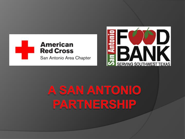 a san antonio partnership n.