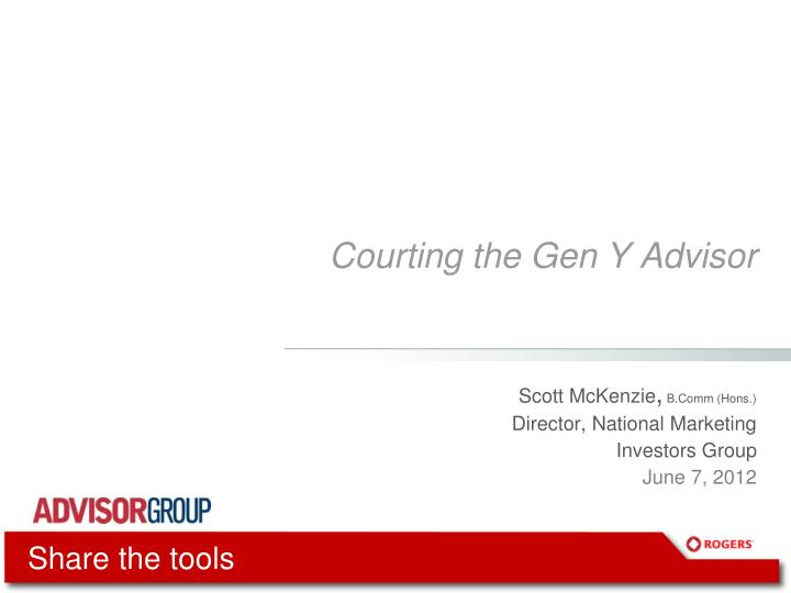 courting the gen y advisor n.