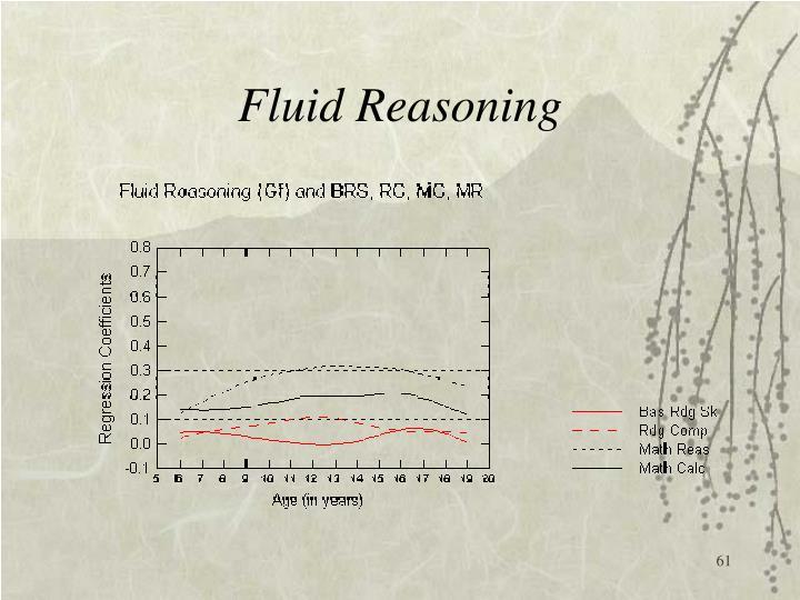 Fluid Reasoning
