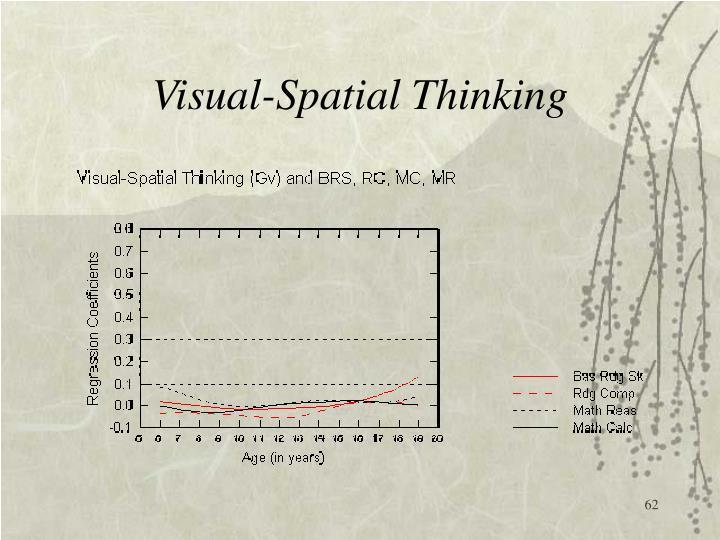 Visual-Spatial Thinking