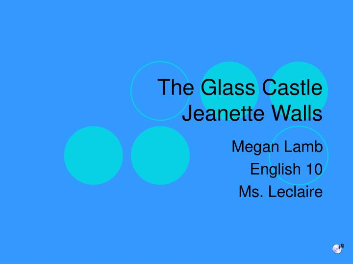 the glass castle jeanette walls n.
