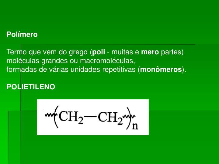 Polímero