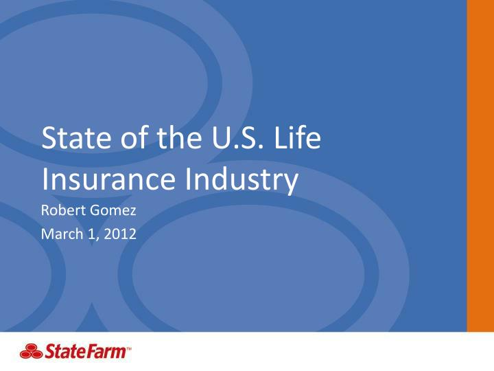 state of the u s life insurance industry n.