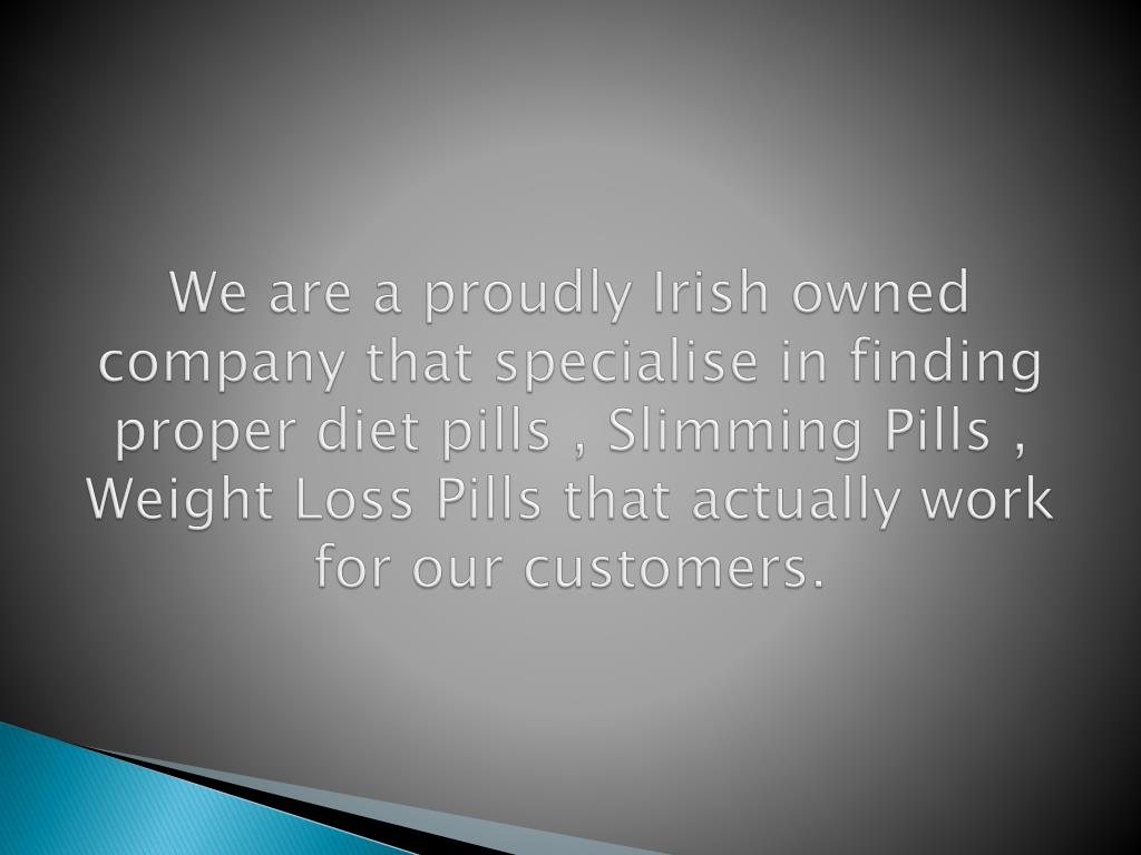 We are a proudly Irish owned company that