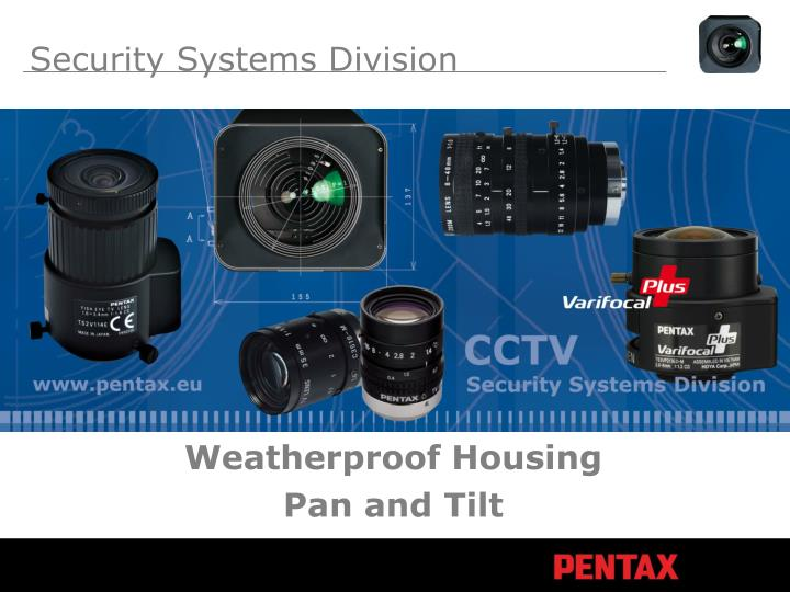 security systems division n.