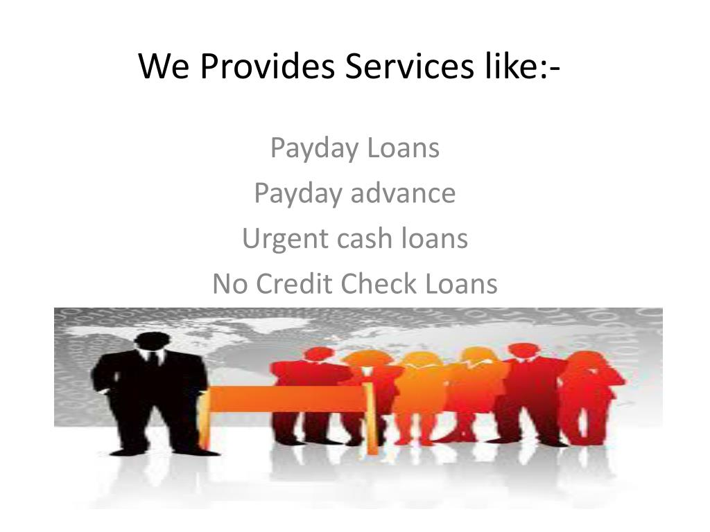 We Provides Services like:-